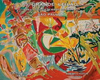 85º GRANDE LEILÃO DE ARTE DAGMAR SABOYA